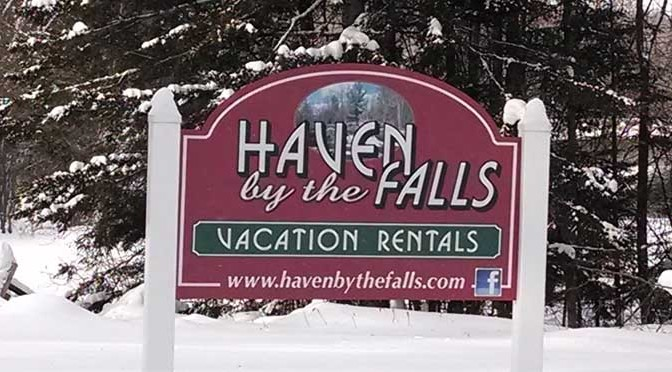 Haven by the Falls, Mercer, Wisconsin